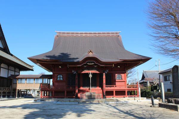 釈迦堂(総本堂)