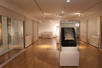 寺史展示室